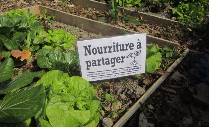 Incroyables Comestibles autosuffisance alimentaire